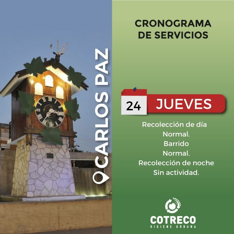 jueves vcp